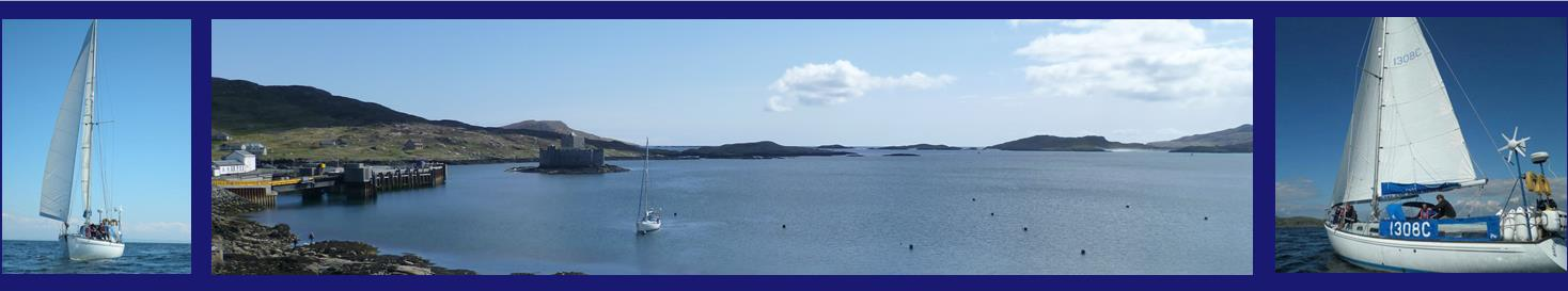 Sailing activities in Scotland with Rival Sailing (RYA Training Centre) - book now!